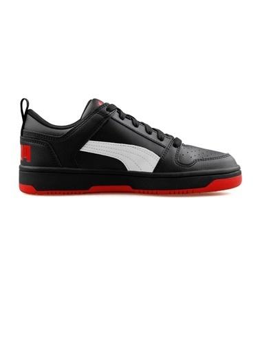 Puma Kadın Siyah Rebound Layup Lo Sneakers 37049013001 Siyah